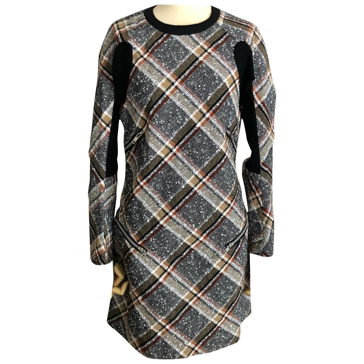 Junya Watanabe \N Kleid in Wolle