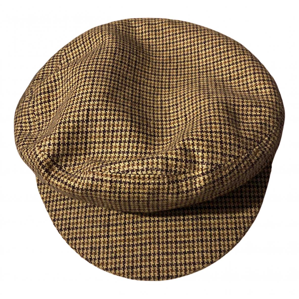 Isabel Marant - Chapeau   pour femme en lin - beige