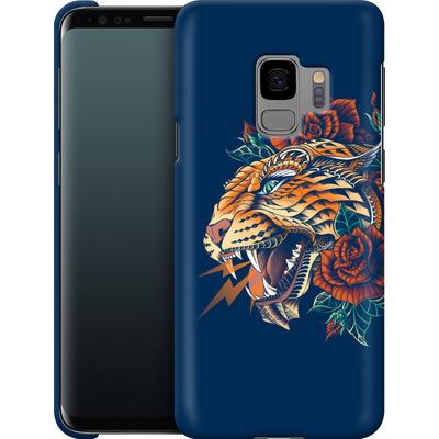 Samsung Galaxy S9 Smartphone Huelle - Ornate Leopard von BIOWORKZ