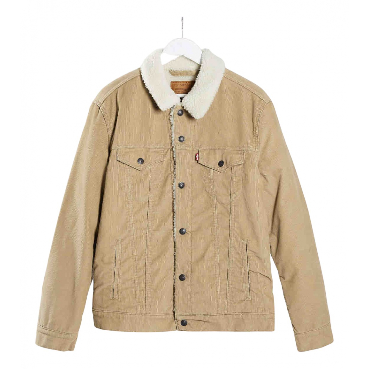 Levi's \N Beige Velvet jacket  for Men XL International