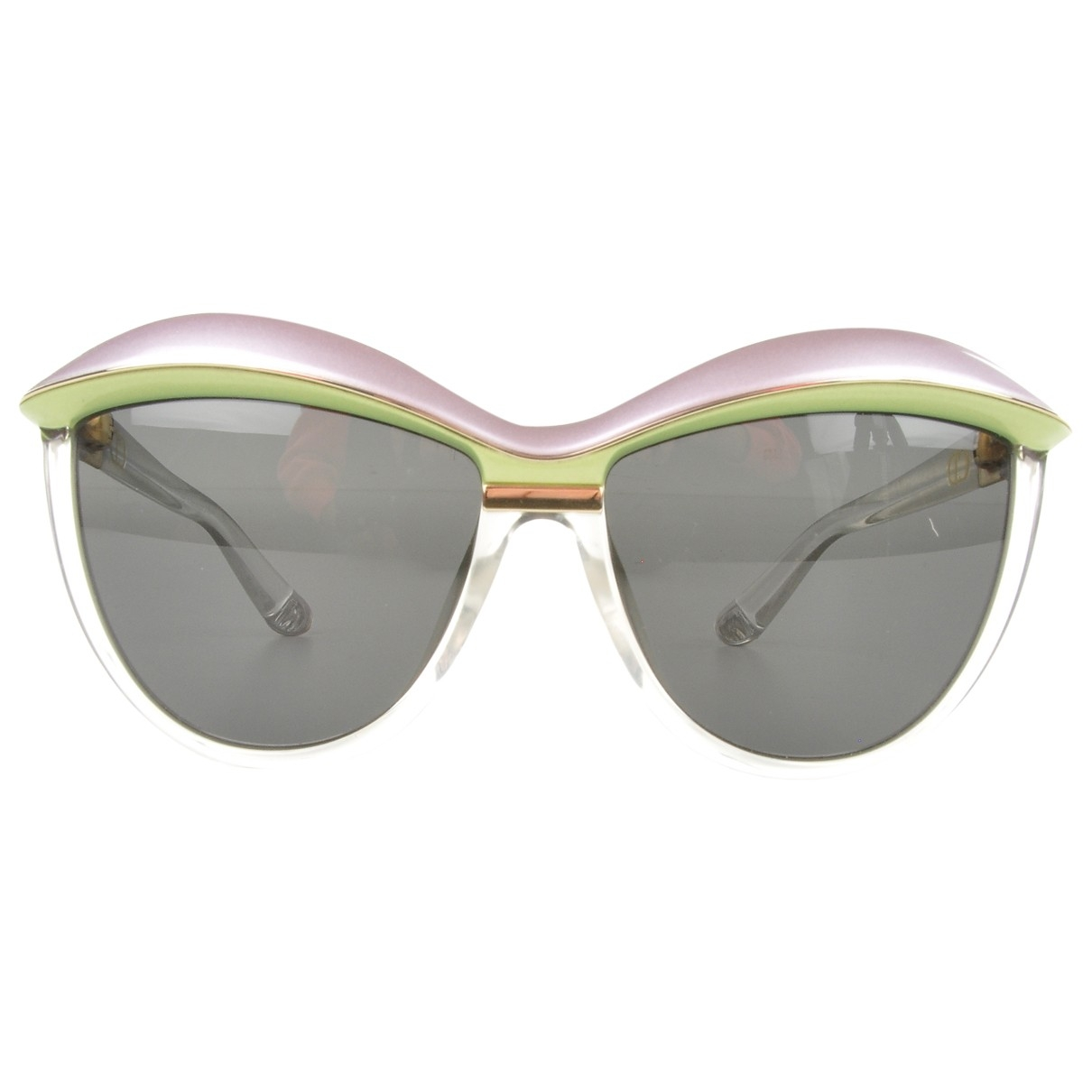 Dior \N Purple Sunglasses for Women \N