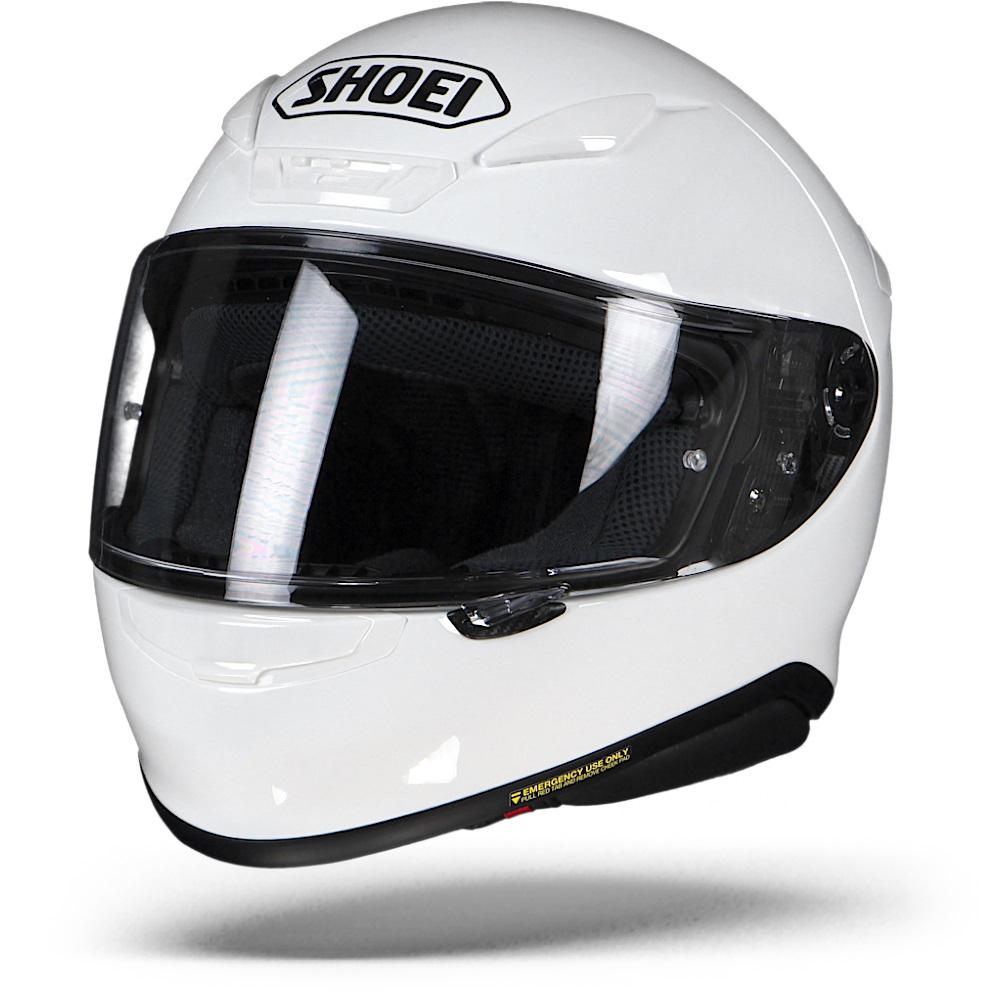Shoei NXR Blanc S