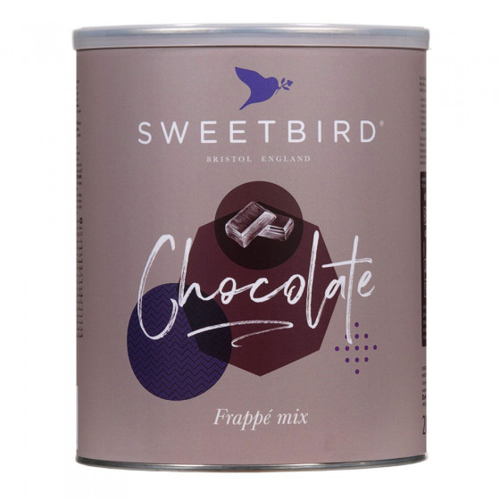 """Frappe-Mischung Sweetbird """"Chocolate"""", 2 kg"""