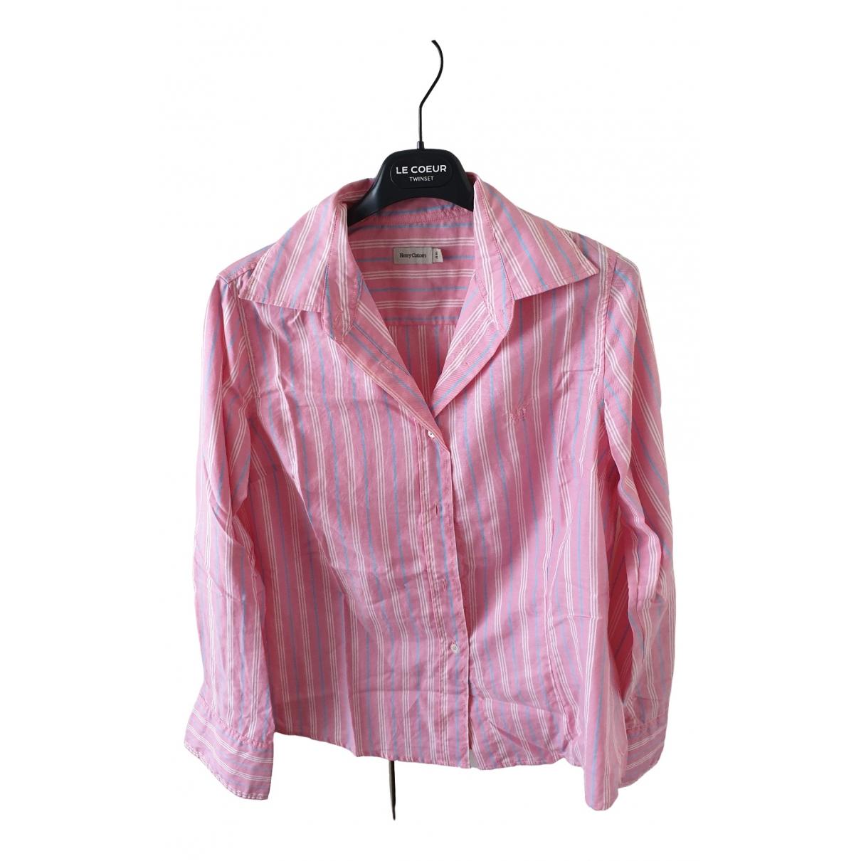 Camisa Henry Cotton
