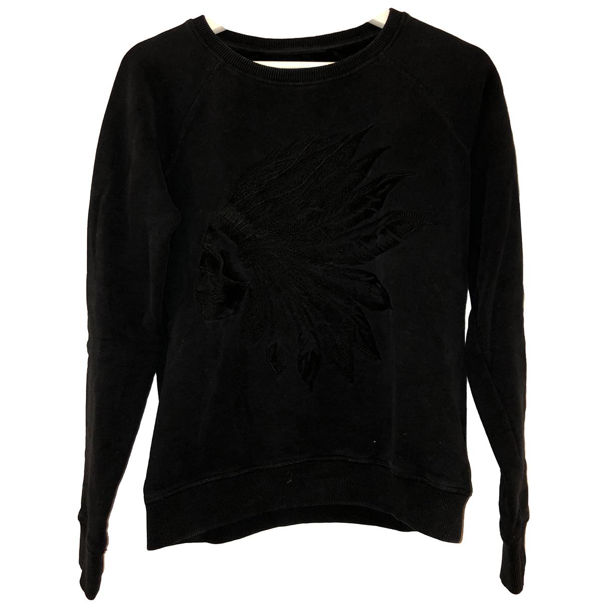 Zadig & Voltaire - Pull   pour femme en coton - noir