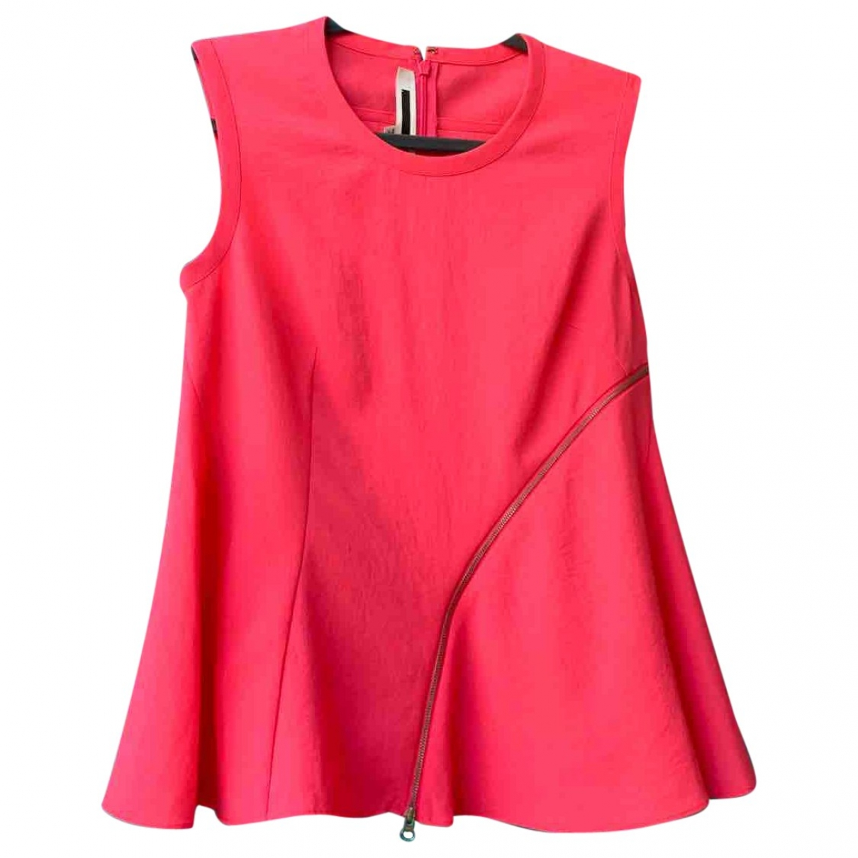 Mcq \N Pink  top for Women 10 UK