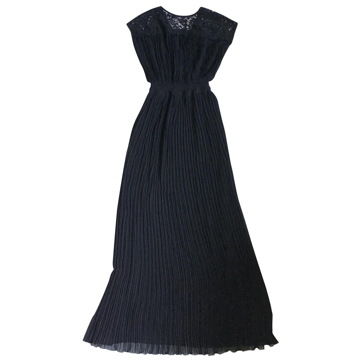 Parosh \N Kleid in  Schwarz Polyester
