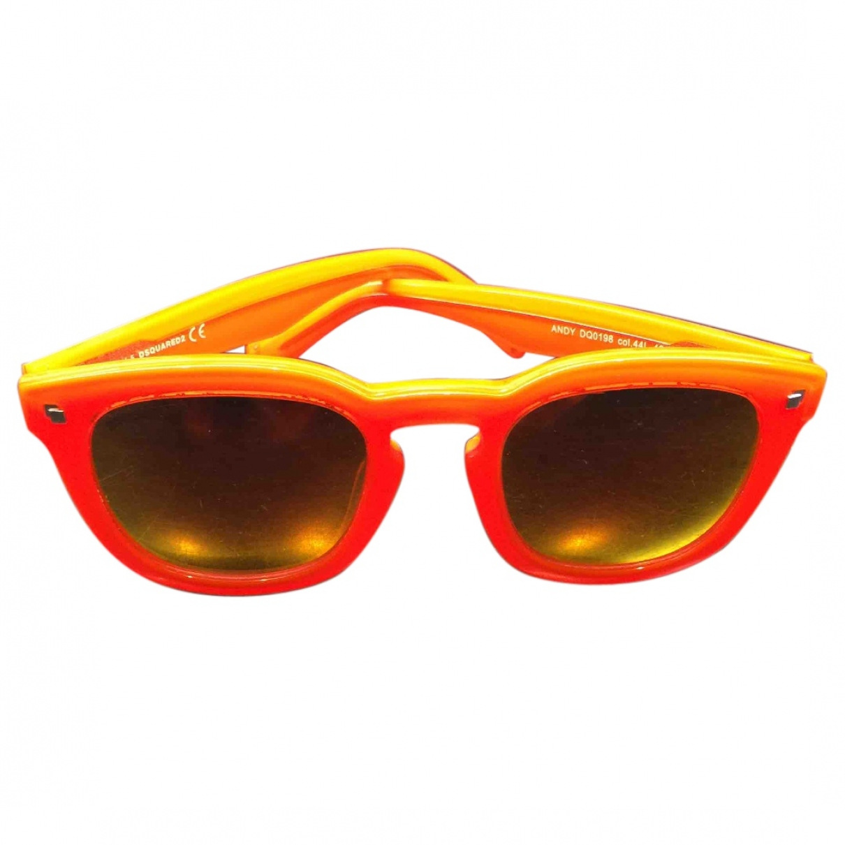 Dsquared2 \N Orange Sunglasses for Women \N