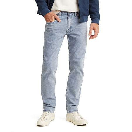Levi's 502 Mens 502 Tapered Regular Fit Jean, 36 29, Blue