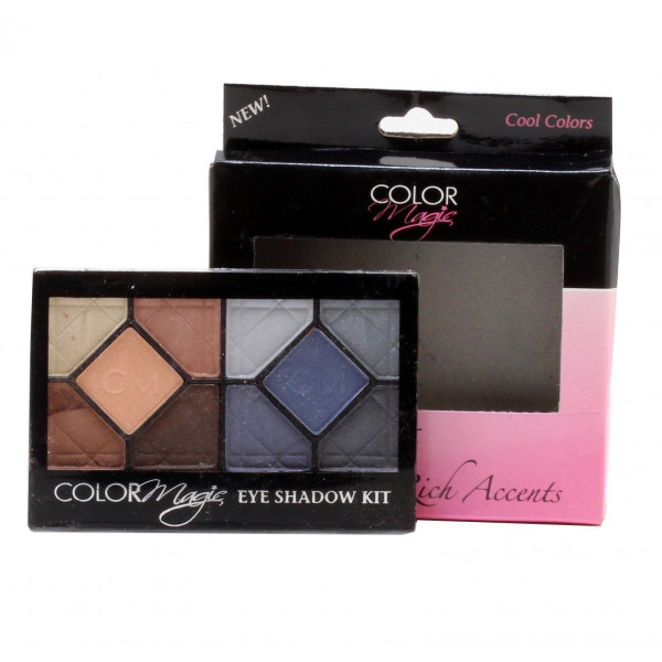 Eye Shadow Cool Colors - Color Magic 30 ml