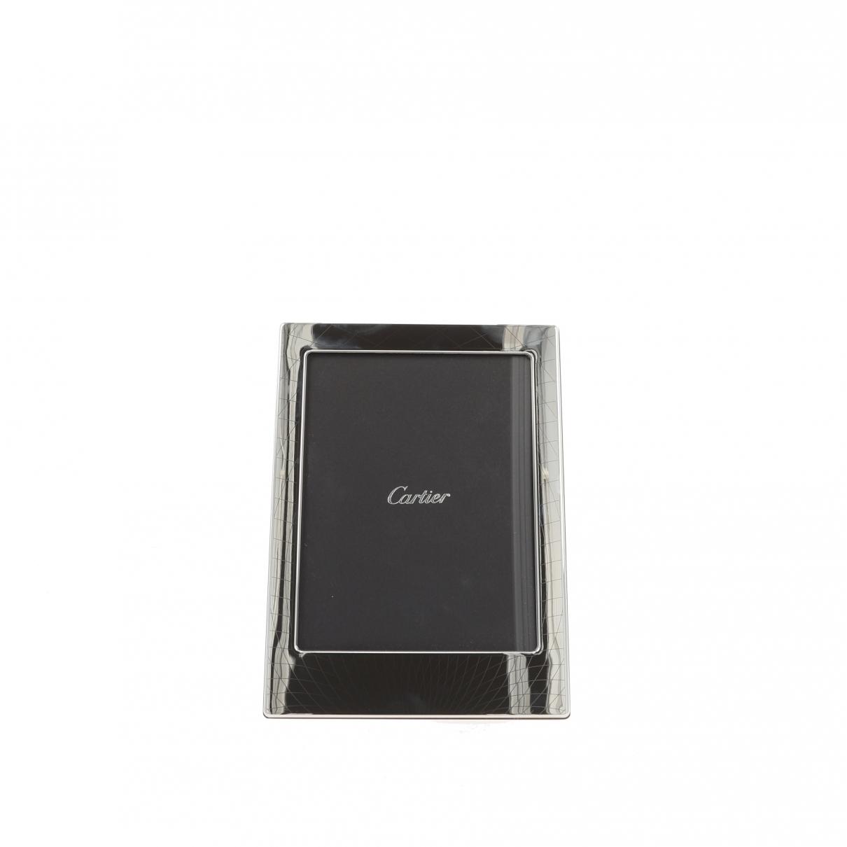 Cartier - Objets & Deco   pour lifestyle en argent - argente