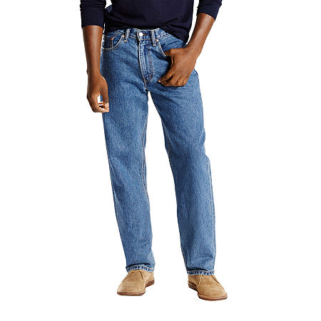 Levi's Men's 550 Relaxed Fit Jeans, 29 34, Blue