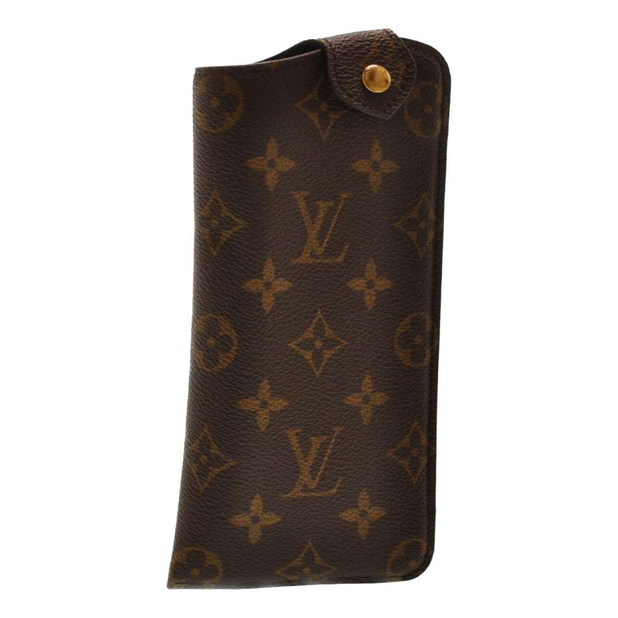 Louis Vuitton N Brown Cloth Purses, wallet & cases for Women N