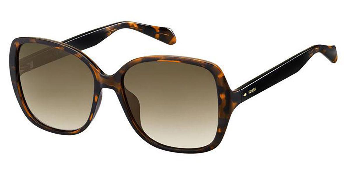 Fossil FOS 3088/S 086/HA Men's Sunglasses Tortoise Size 56