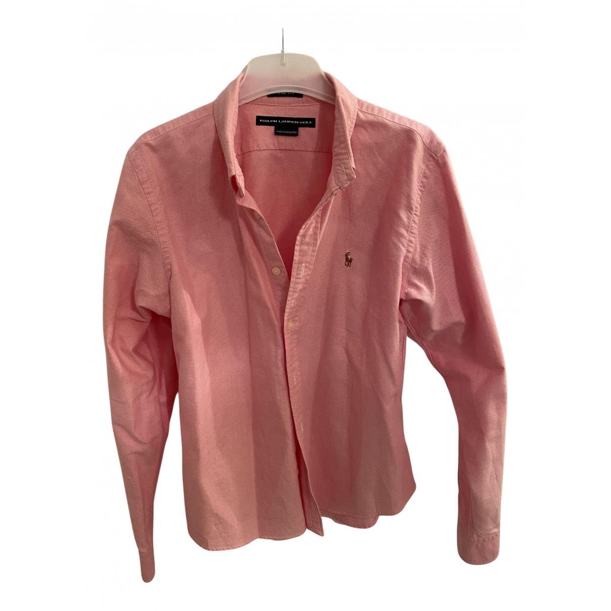 Camisa Polo classique manches longues Polo Ralph Lauren