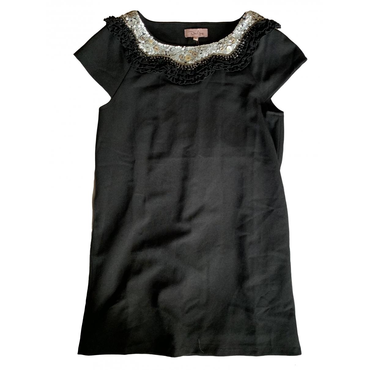 Darling \N Kleid in  Schwarz Polyester