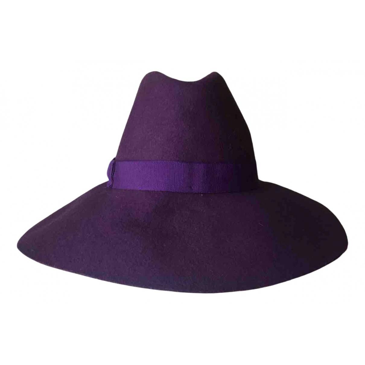 Sombrero de Lana Stefanel
