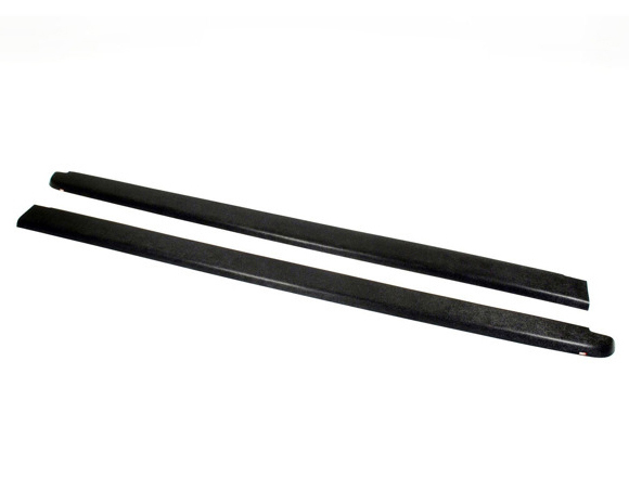 Westin Automotive 72-00731 Bedcaps Black Toyota Tacoma 4DR 01-04