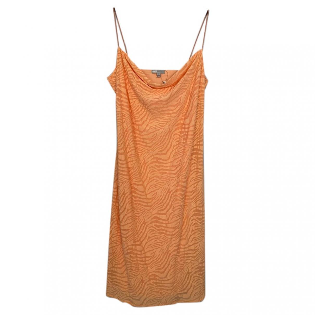 Asos - Robe   pour femme - orange