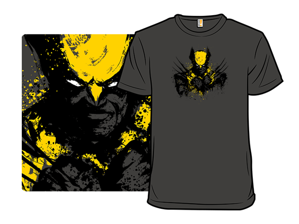 Mutant Rage T Shirt