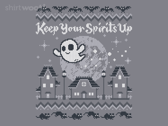 Halloween Spirit Sweater T Shirt