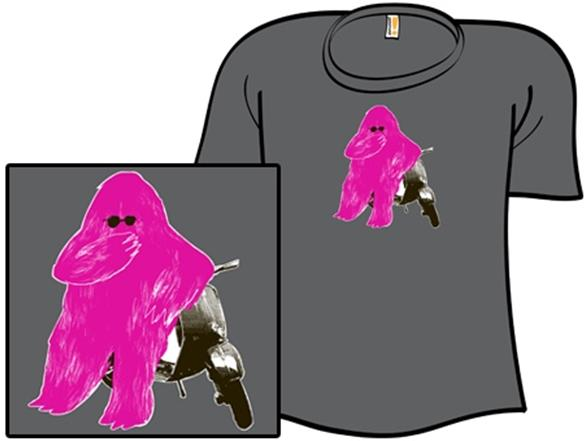 The Thing That Scoots T Shirt