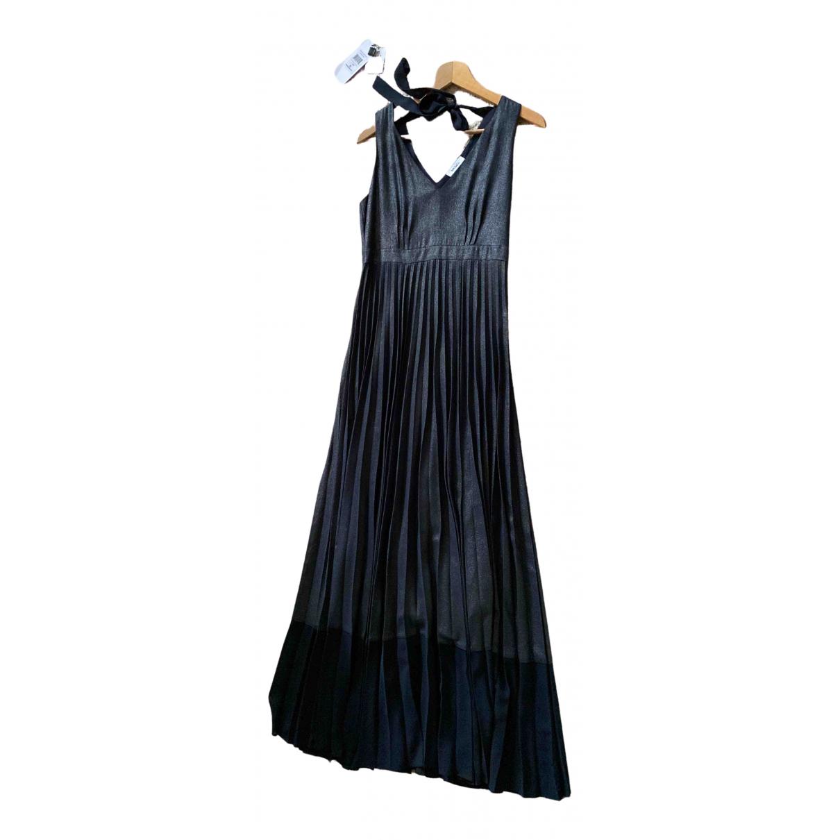 Max & Co \N Kleid in  Metallic Synthetik
