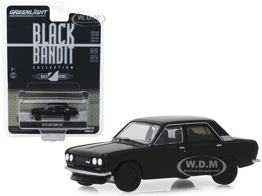 1970 Datsun 510 4-Door Sedan