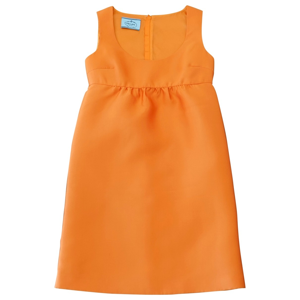Prada \N Orange dress for Women 42 IT