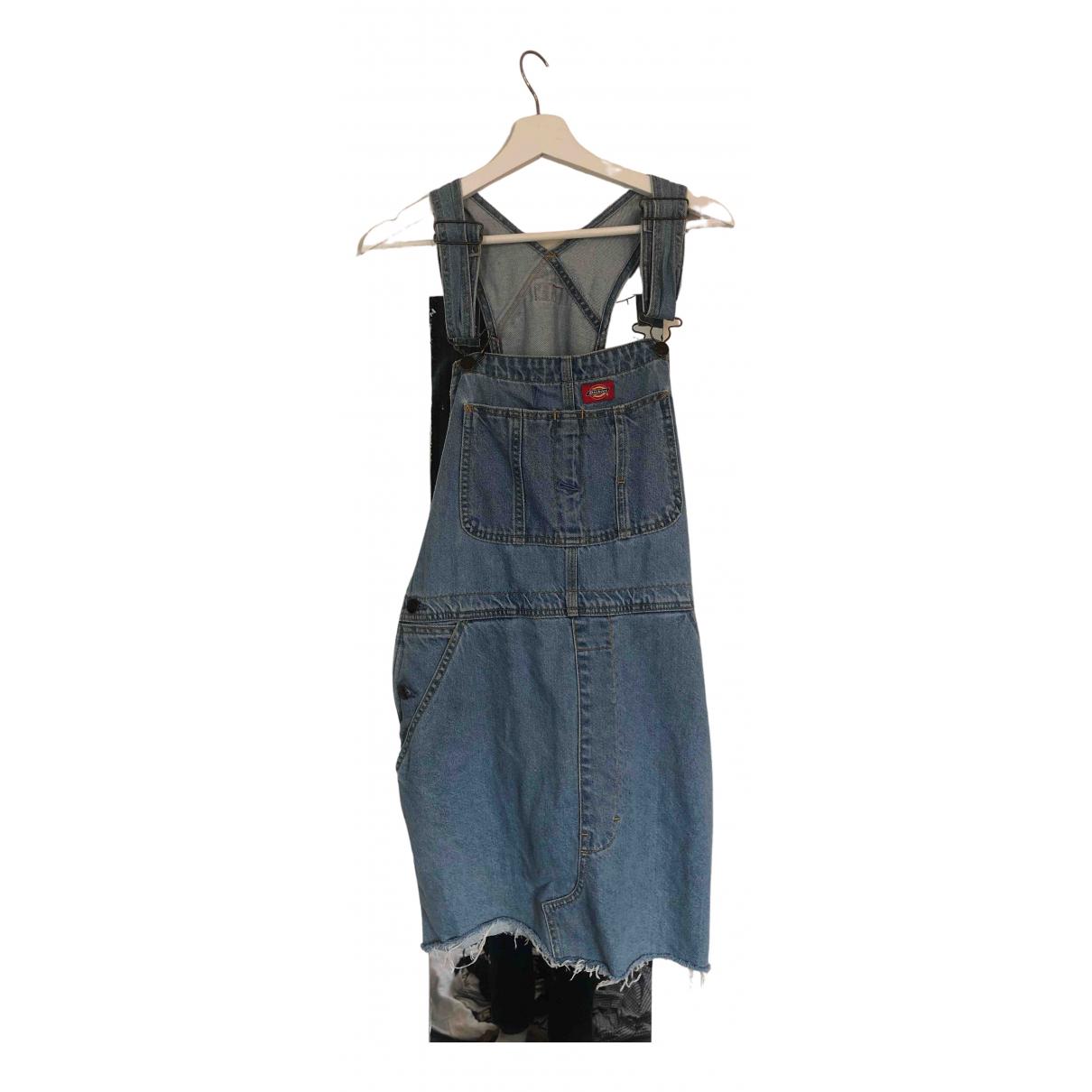 Mini vestido Dickies