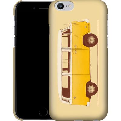Apple iPhone 6 Plus Smartphone Huelle - Yellow Van von Florent Bodart