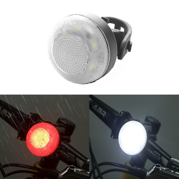 XANES® TL27 USB Charging LED Bike Tail Light 4 Modes Warning Night Light Magnetic Attraction Camping Cycling Rear Lanter