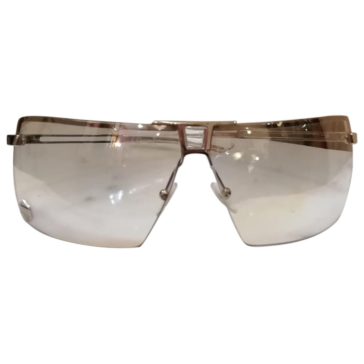 Dior \N Sonnenbrillen in  Silber Metall