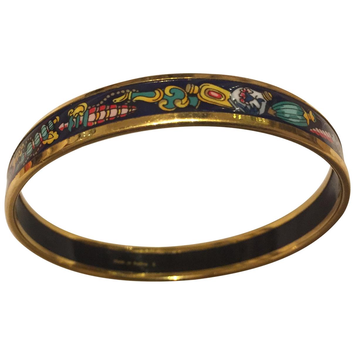 Hermès Bracelet Email Multicolour Metal bracelet for Women \N