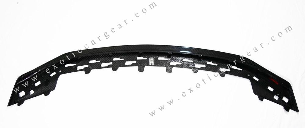 Exotic Car Gear ECG-POR-991FL Carbon Fiber Front Spoiler Lip Porsche 991 2012+