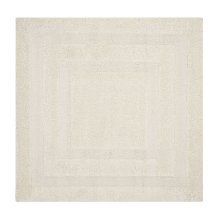 Safavieh Shag Collection Smith Solid Square Area Rug, One Size , Multiple Colors