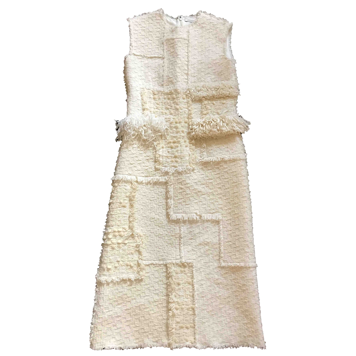 Maxi vestido de Lana Nina Ricci