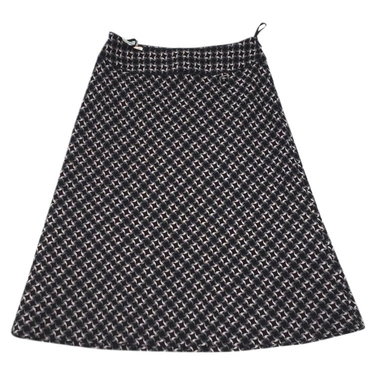 Sonia By Sonia Rykiel \N Cotton - elasthane skirt for Women 40 FR