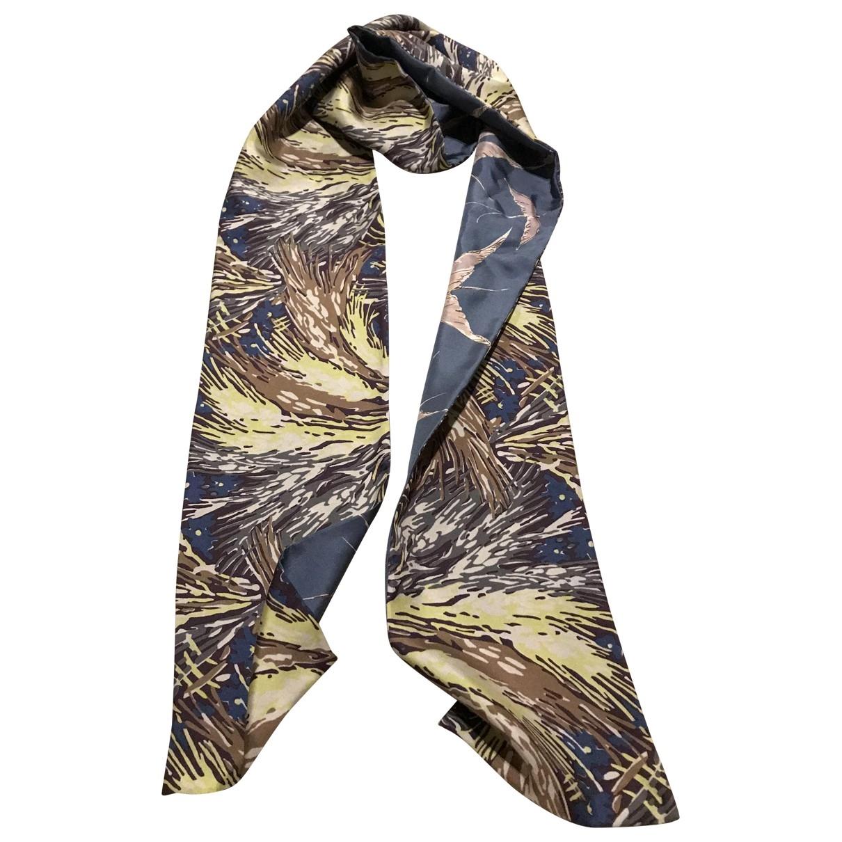 Valentino Garavani \N Multicolour Silk scarf for Women \N