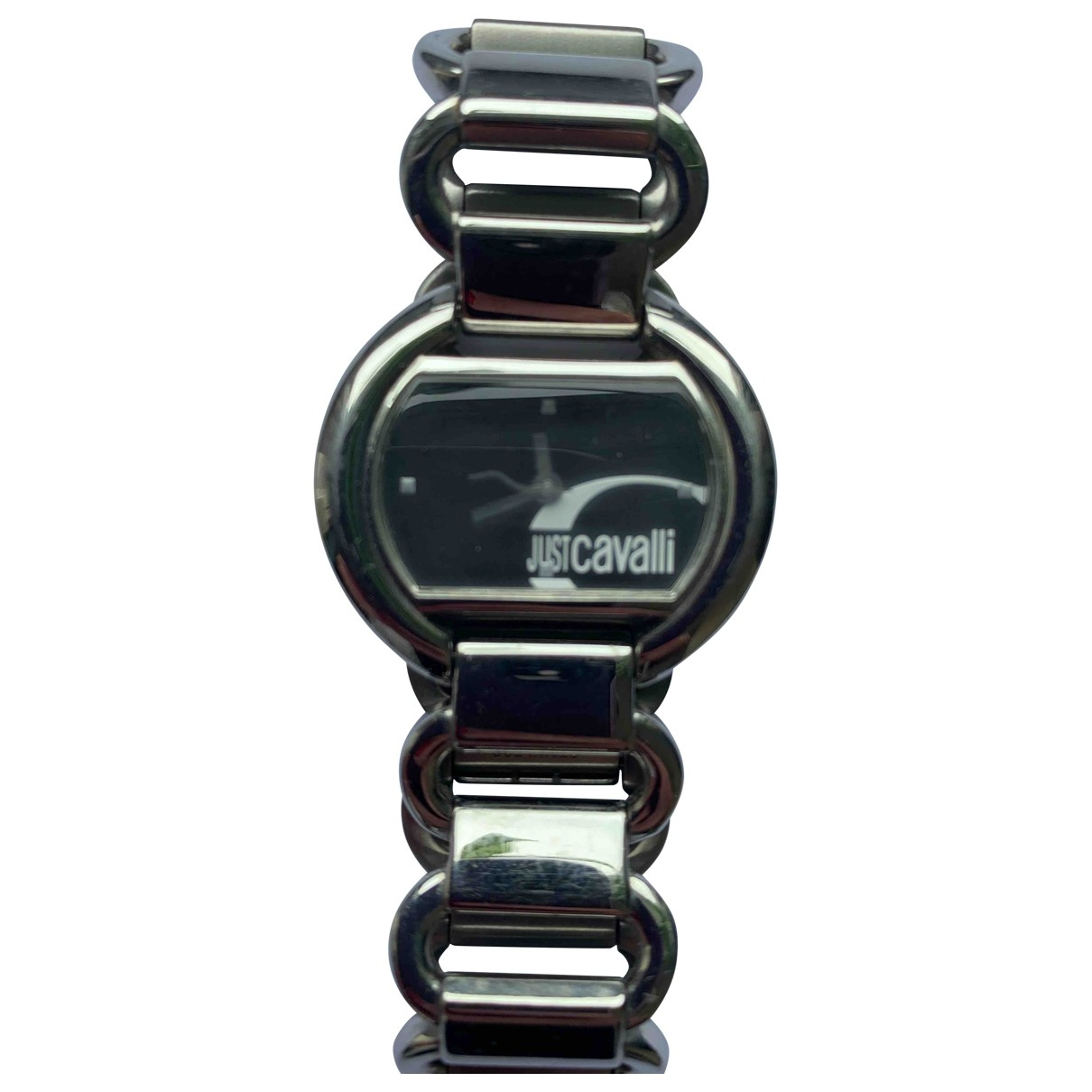 Just Cavalli \N Silver Steel watch for Women \N