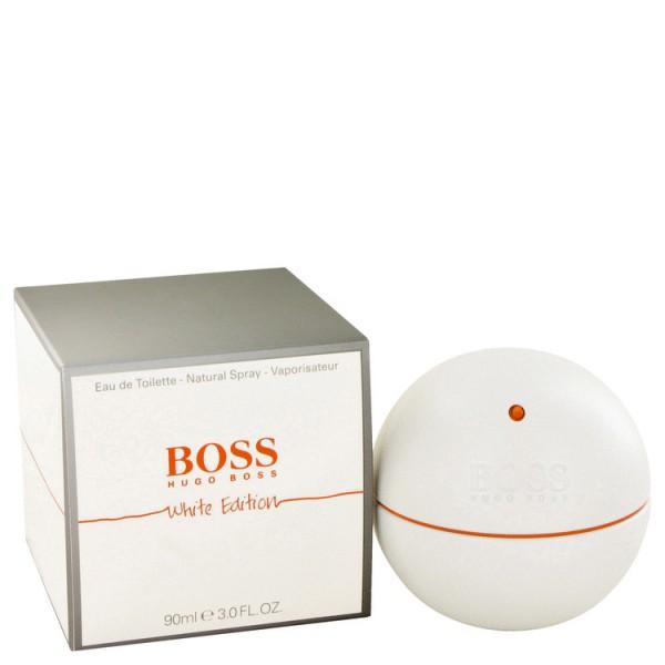 Hugo Boss - Boss In Motion White : Eau de Toilette Spray 6.8 Oz / 90 ml