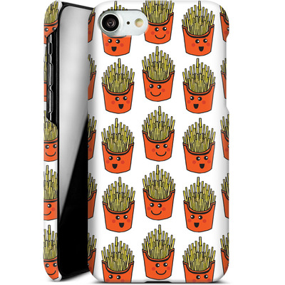 Apple iPhone 7 Smartphone Huelle - Happy Fries  von caseable Designs