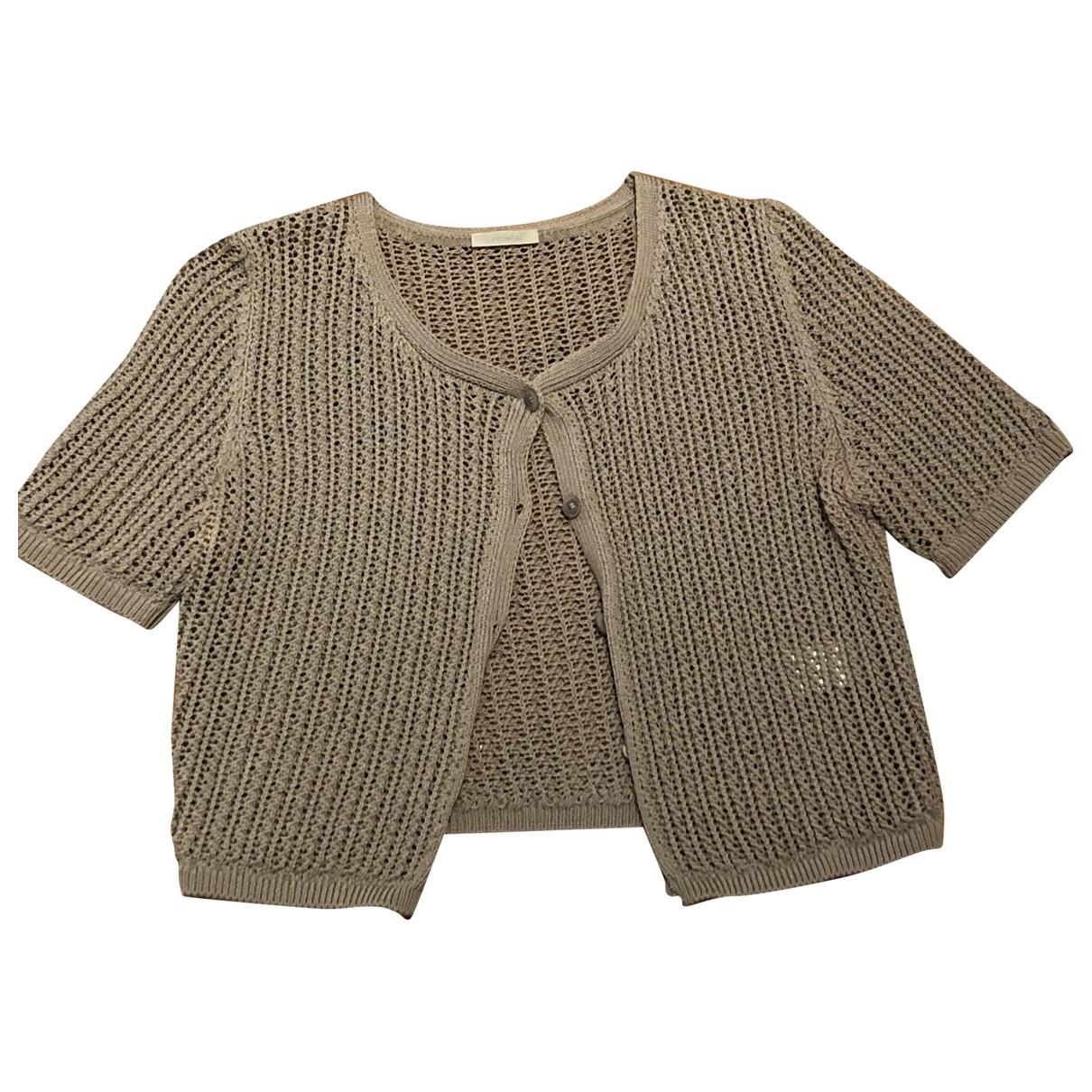 Malo \N Beige Cotton Knitwear for Women XS International