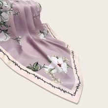Bandana mit Blumen Muster