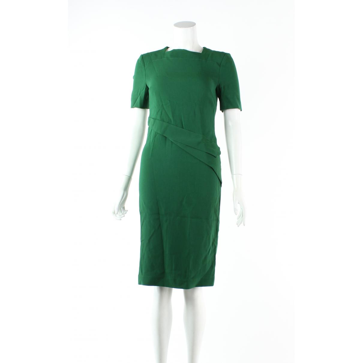 Roland Mouret N Green dress for Women S International