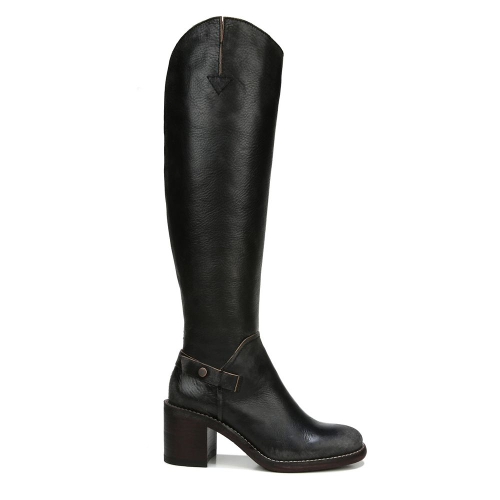Franco Sarto Womens Kiana Riding Boot Boots