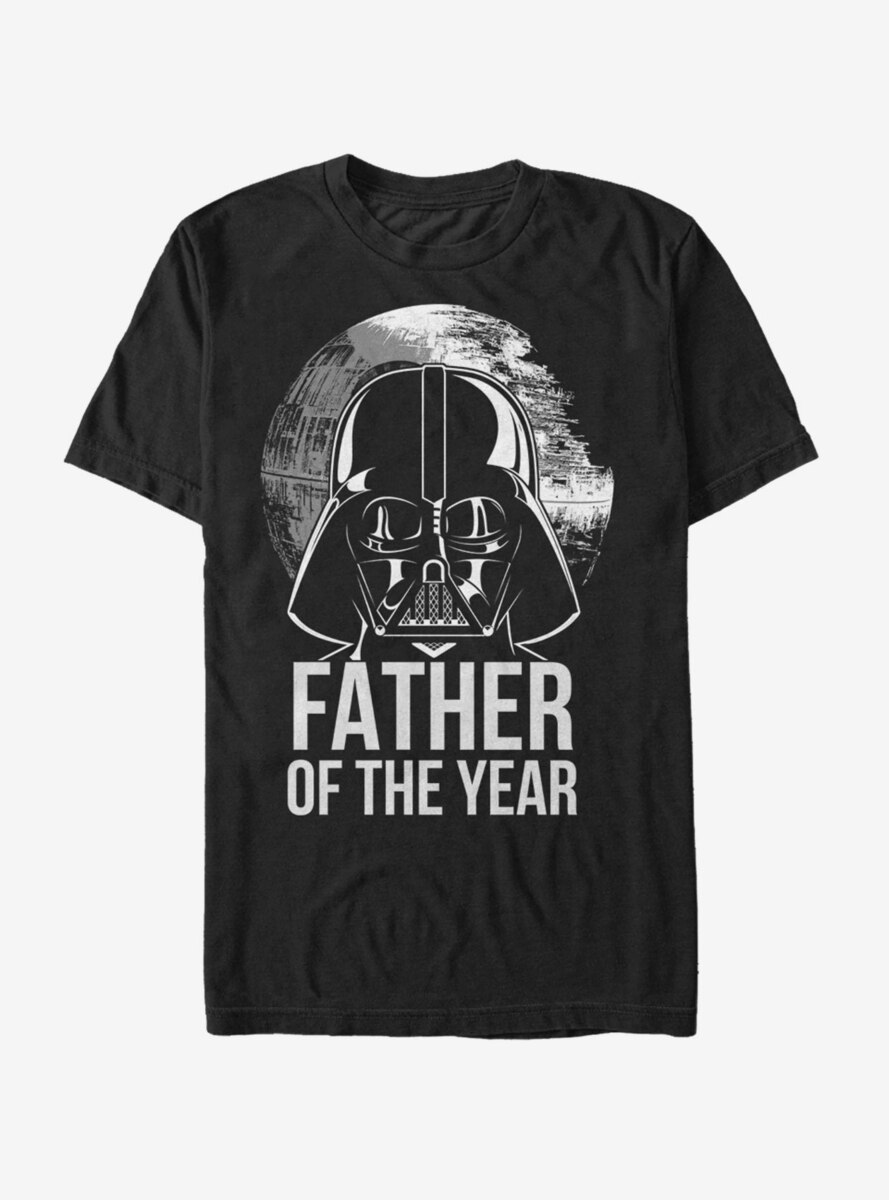 Star Wars Darth Vader Father of the Year T-Shirt
