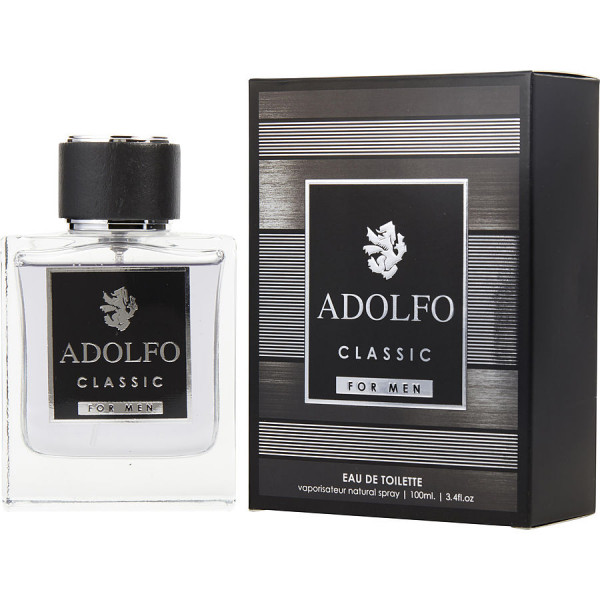Adolfo Classic - Adolfo Dominguez Eau de toilette en espray 100 ml