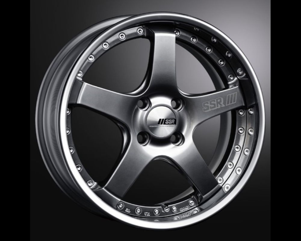 SSR Professor SP4R Wheel 17x10.5