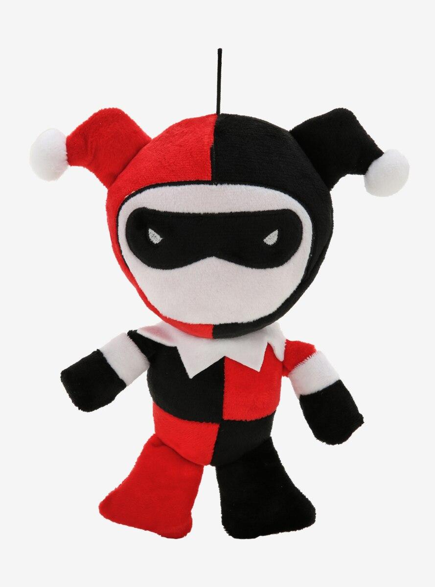 DC Comics Harley Quinn Chibi Squeaky Dog Toy
